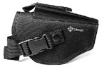 "Crosman Pistol Holster, Accessory Pocket, Quick-Release Buckle, 7""x4.5"""