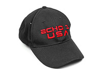Echo1 Hat, Black