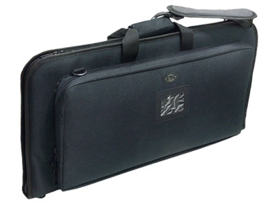 "UTG Gun Case, Dual Storage, Adjustable Shoulder Strap, 25""x13"""