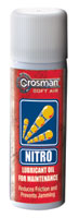 Crosman Nitro Lubricating Oil for All Airsoft Guns, 57ml