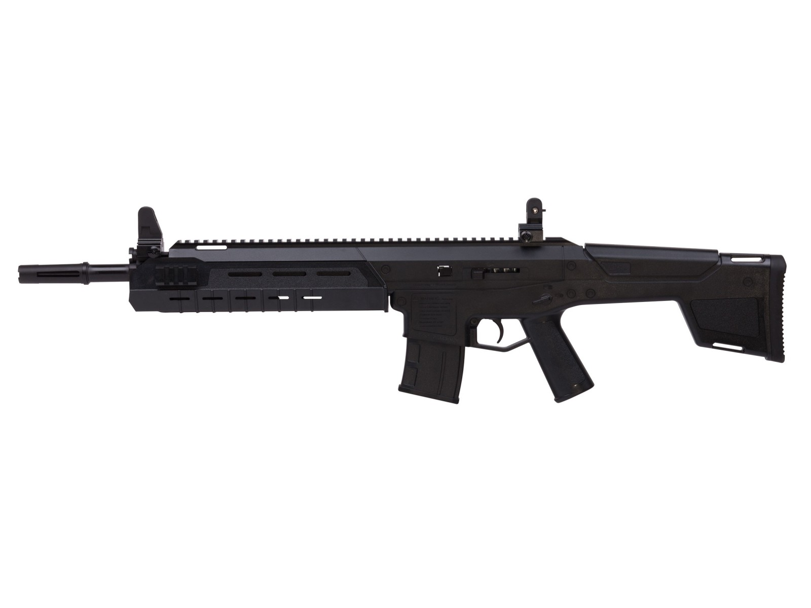 Crosman Bushmaster ACR Air Rifle, Black