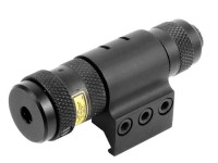 UTG Deluxe Tactical Red Laser Sight, Weaver/Picatinny Mount, Remote Pressure Switch