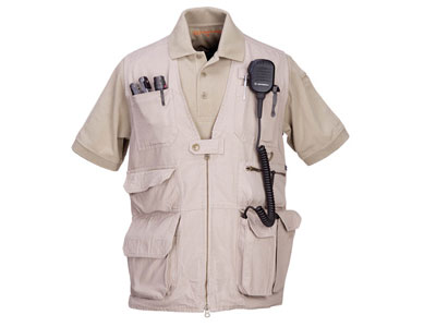 5.11 Tactical Vest, Khaki, Medium