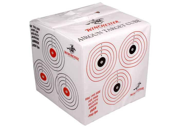 Winchester Airgun Target Cube, For BBs & Pellets