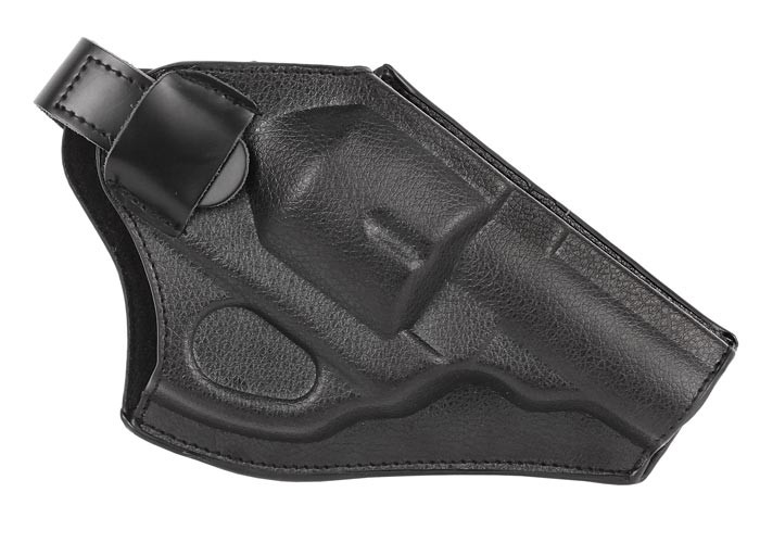 "Dan Wesson Right-Hand Holster, Fits Dan Wesson 2.5"" & 4"" CO2 Revolvers, Black"