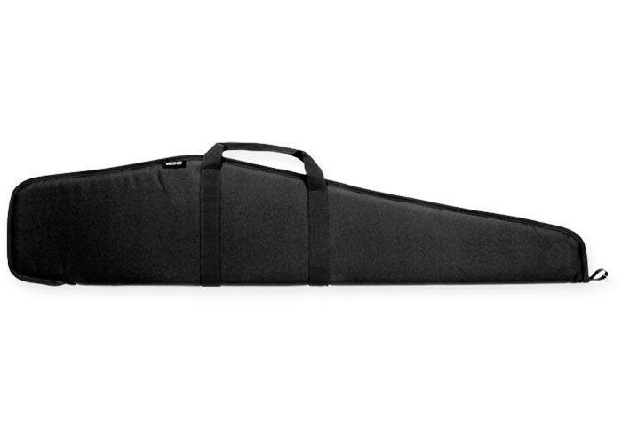 "Bulldog Pit Bull Soft Scoped Rifle Case, 48"", Black"