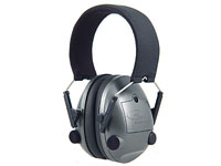 Radians Pro-Amp Electronic Earmuffs, Impulse Sound Protection, Hearing Amplification, NRR 23